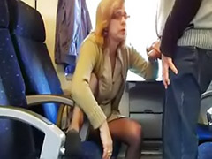 Sex train, Mature stockings sex, Trained, Train public, Train amateur, Wife sucking