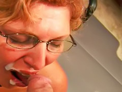 Sex lady, Mature glasses, Lady mature, Lady cum, Lady blowjob, Glasses cum