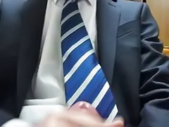 Suit, Gay man gay, Suit gay, Solo şişman, Solo males jerking, Solo male jerking off