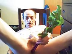 Webcam anal