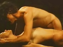 Vintage masturbating, Vintage classic, Vintage threesomes, Vintage threesome, Threesome cum, Threesome brunette