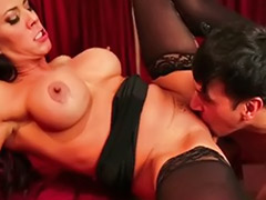 Stockings busty blowjob, Seduced milf, Seduce stocking, Seduce deepthroat, Seduce milf, Seduc milf