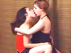 Lesbian lover, Lesbian-lovers, Lovers lesbians, Aggressively, Aggressive, Aggressive lesbian