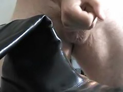 Wank on boots, Wank on, Shaved gay, Solo boots, Gay shaving, Gay shaved solo