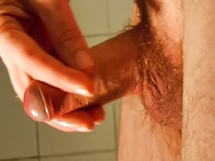 Wank shower, Shower wank, Solo shower masturbating, Male solo shower, Male showering, Bathroom male