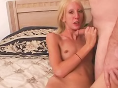 Tryout, Tits bukkake, Tit bukkake, Tampa bukkake, Small tits blonde, Small blonde tits