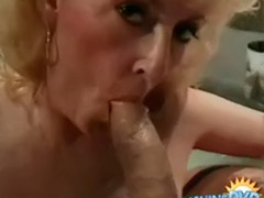 Mature blonde blowjob, Ron jeremy, Ron jeremi, Mature pornstars, Mature pornstar, Mature chubby blonde