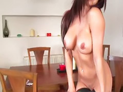 Striptease, Strip, Solo big tits