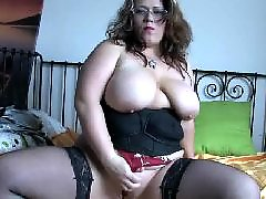 Mature stockings, Mature bbw