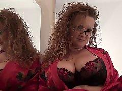 Oiled, Oiling, Herself, Slut matures, Slut mature, Slut big boob