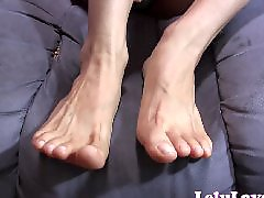 Painted, Paint, Pov lelu, Pov footjobs, Pov footjob, Lelu love
