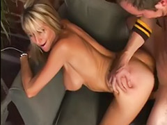 Nailed milf, Milf starr, Owned, Own tits, Own, Her own