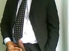 Suit, Wanking office, Solo male black, Solo black male, Solo black wank, Male solo hair