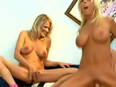 Two tits, Two tit, Two big tits, Two matures one guy, Two matures, Two mature