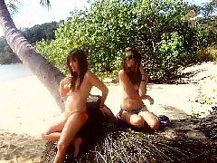 Les plages, Les lesbiennes, Plage