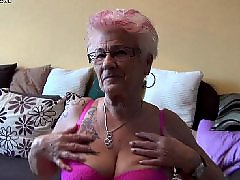 Isimli mature, Büyükanne amatör, Almanya