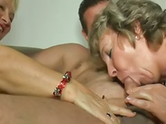Vagina granny, Threesome grannies, Threesome compilation, Threesome cum shot compilation, Pierced granny, Pierced german