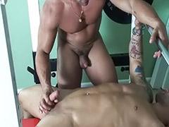 Muscular handjobs, Gym handjob, Gym gay, Gym masturbate, Gay gym, Blowjob gym