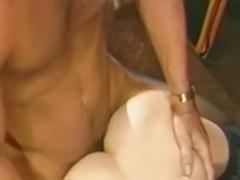 Vintage fuck, Vintage blonde, Lynne