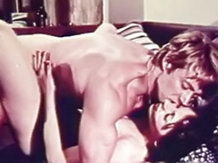 Popping, John holmes, Holmes, Vintage brunette, Vintage blowjob, K-pop sex