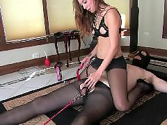 Stocking handjob, O-face, Handjob blonde, Thens, Stockings spank, Stockings slave
