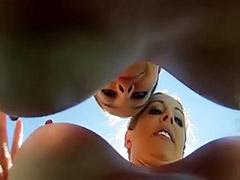 Tits kissing, Pool lesbian, Pool fun, Lesbians pool, Lesbian scene, Lesbian big tits pool