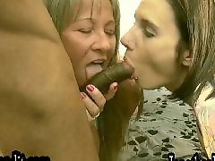 Threesome milf, Threesom mom, Milfs threesome, Milf interracial, Milf black cock, Milf black