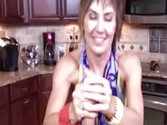 Mature kitchen, Mature in kitchen, Mature couple, In granny, Granny couple, Masturbation kitchen