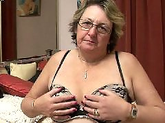 Mature, Granny, Milf, Stocking