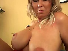 Mature mom, Granny, Nipple, Moms