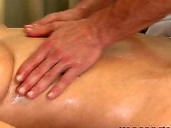 Oiled, Tits massage, Tits fucks, Tit fucking, Massage room, Massag