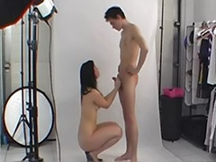 Teens kissing, Behind-the-scenes, Behind the scenee, The casting, Teens casting, Teen kissing
