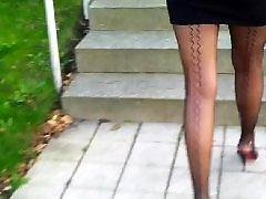 Upsرقص, Stock, Ups, Up close, Stocks, Stockings amateur