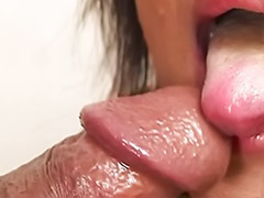 Japanese blowjob, Cum swallow