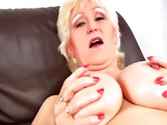 Vaginal mature, Tits stockings solo, Tits solo mature, Tits solo masturbation, Tits solo, Stockings granny