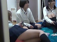 Upskirt, Asian
