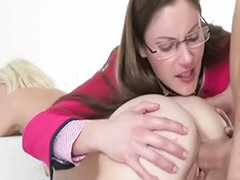 Share big cock, Milfs share, Matures share cock, Matures big cock, Mature with big tits, Mature threesome blowjob