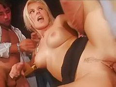 Bar bar, Sandra russo, Sandra h, K sandra, Double penetration beautiful, Double fuckes blondes