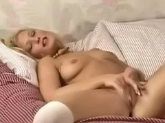 Teen,fingering,masturbation, Teen stocking solo, Teen stockings masturbation, Teen stockings masturbating, Teen solo stockings, Teen girls fingering