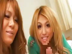 X cfnm, Threesome pov, Threesome japanese, Giving pov, Threesome handjobs, Threesome asian pov