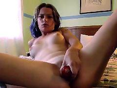 Toy cumshot, Herself, Films sex, Films herself, Films, Filming