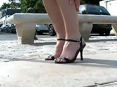 Mature, Feet