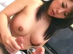 Pov asians handjob, Pov asian handjob, Pov asian, Sperm shot, Sperm sample, Masturbál sos