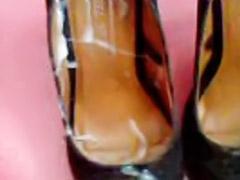 Shoes on, Shoes high heels, Shoes cum, Shoes, Shoe shoes, Solo males cumming