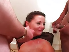 Moms gangbang, Mom facial, Mom bukkake, Love mom, Dirty mom, Dirty facial