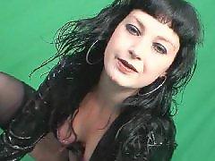 Slimed, Slime, Mistresses, Mistress m, Gothic, British stockings