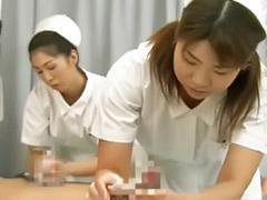 Subtitled, Subtitle, Nurses handjob, Nurse masturbating, Nurse japanese, Nurse handjobs