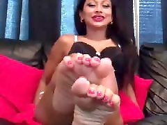 Youing, You n g, Toes foot, S cute, S-cute, Pink stocking