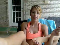 Jessica, كاميراwebcam, Webcams, Webcam blond, Jessica b, Feets