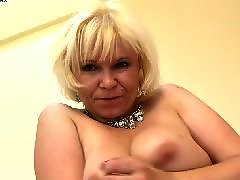 Mature, Squirt, Old, Granny